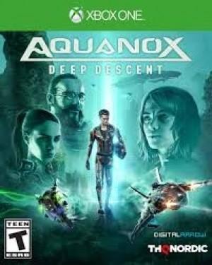Aquanox Deep Descent (PC) EU Version
