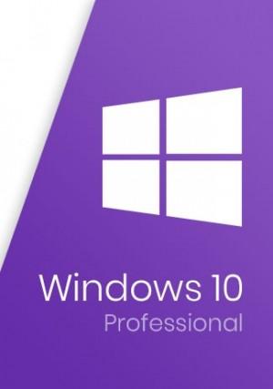 Windows 10 Pro Professional Key 32/64-Bit